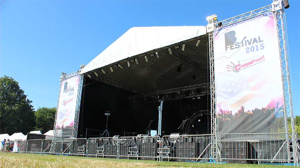 Stage Hire 5